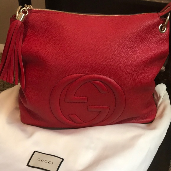 2c8b769131 Red Gucci Purse